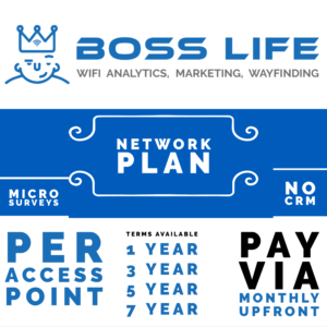 Network Bundle Boss Life Wifi Powered by Purple Network Plan